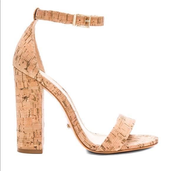 SCHUTZ Schuhes Iso   Iso Schuhes Cork Enida Heels Größe 9 Or 95   Poshmark a7056a